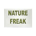Nature Freak Rectangle Magnet (10 pack)