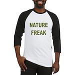Nature Freak Baseball Jersey