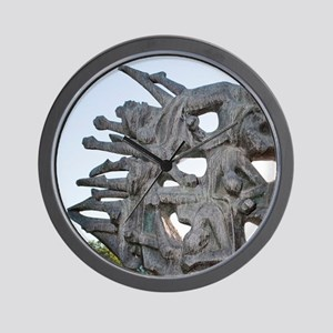 1941. The massacres are memorialized in Wall Clock