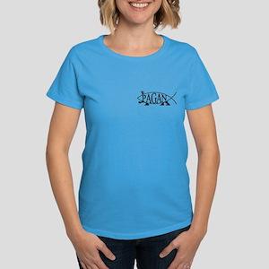 Pagan Fish Women's Dark T-Shirt