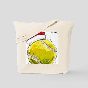 XmasTennis Tote Bag