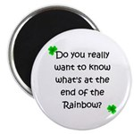 End of the Rainbow Magnet
