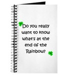 End of the Rainbow Journal