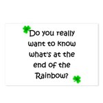 End of the Rainbow Postcards (Package of 8)