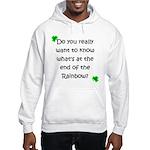 End of the Rainbow Hooded Sweatshirt