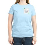 End of the Rainbow Women's Light T-Shirt