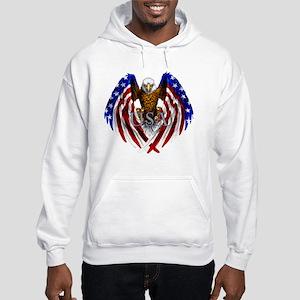 eagle2 Hooded Sweatshirt