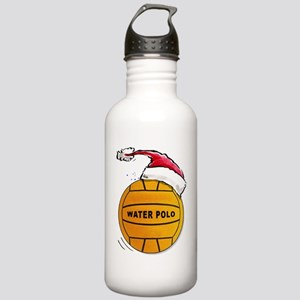 XmasWaterPolo Stainless Water Bottle 1.0L
