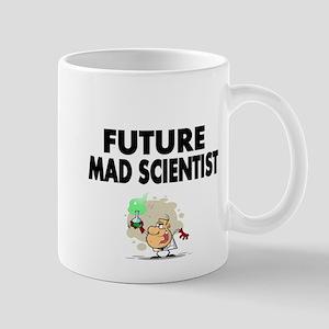 Future Mad Scientist Mugs