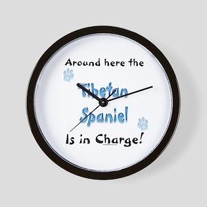 Tibbie Change Wall Clock