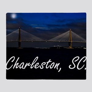 Charleston Puzzle Throw Blanket