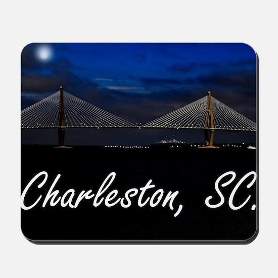 Charleston Puzzle Mousepad