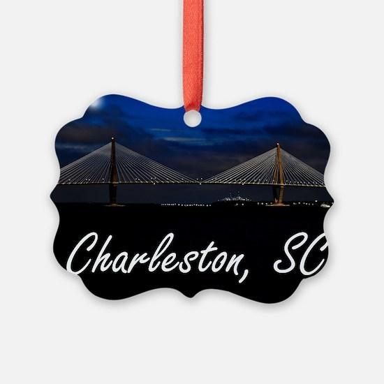 Charleston Puzzle Ornament