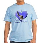 I Love Racing Siberians Light T-Shirt