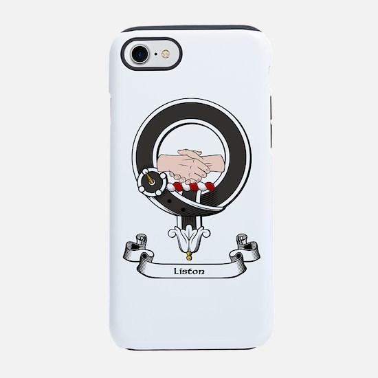 Badge-Liston iPhone 7 Tough Case