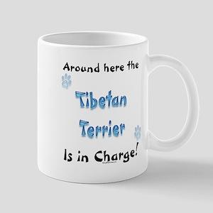 Tibetan Terrier Charge Mug
