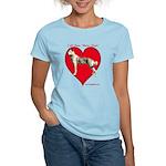 Valentine  Women's Light T-Shirt