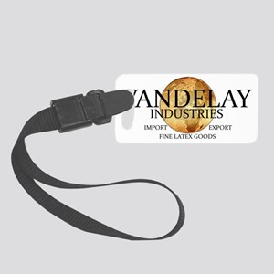 vandelay Small Luggage Tag