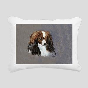 phalene2 Rectangular Canvas Pillow