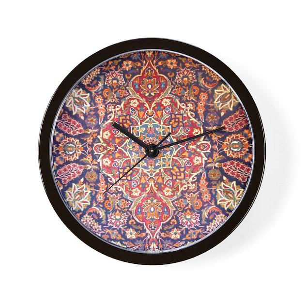 Handmade Carpet Wall Clock By ADMIN_CP49699337