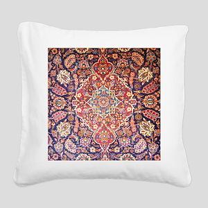 Handmade carpet Square Canvas Pillow