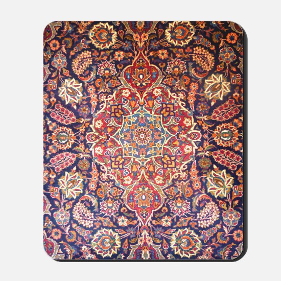 Handmade carpet Mousepad