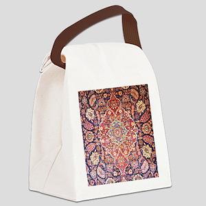 Handmade carpet Canvas Lunch Bag