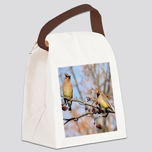 CDWax10x8 Canvas Lunch Bag