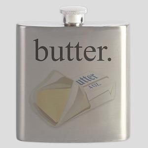 butter. Flask