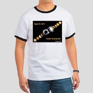 2017 Franklin KY Solar Eclipse T-Shirt