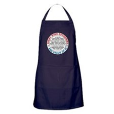 Right Wing Extremist Apron (dark)