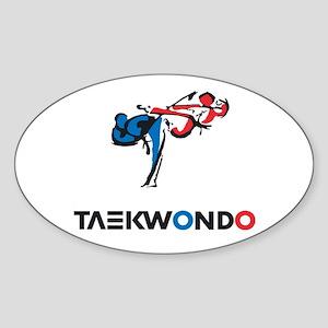 Tangsoodo Oval Sticker