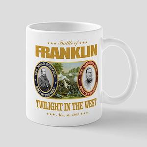 Battle of Franklin (FH2) Large Mugs