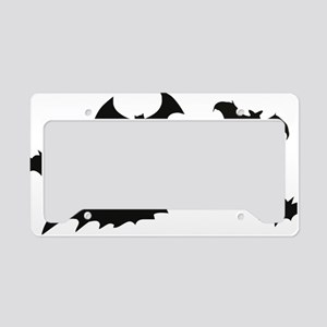 happyHA30 License Plate Holder