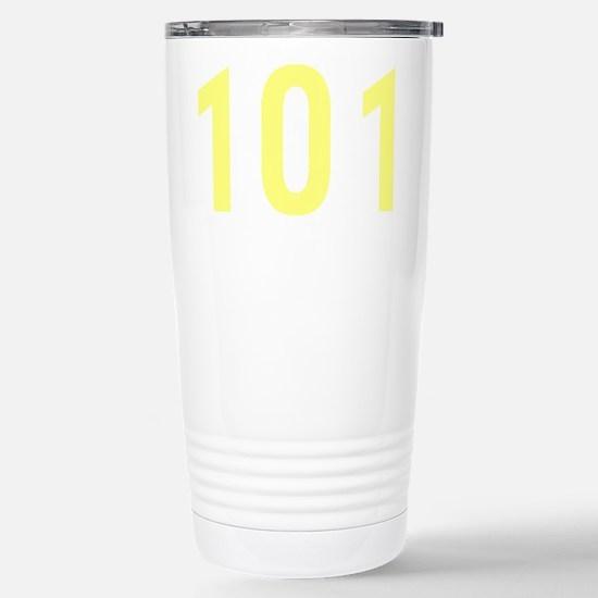 101 Stainless Steel Travel Mug