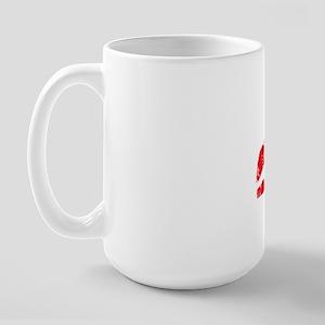 blowjob queen3 Large Mug