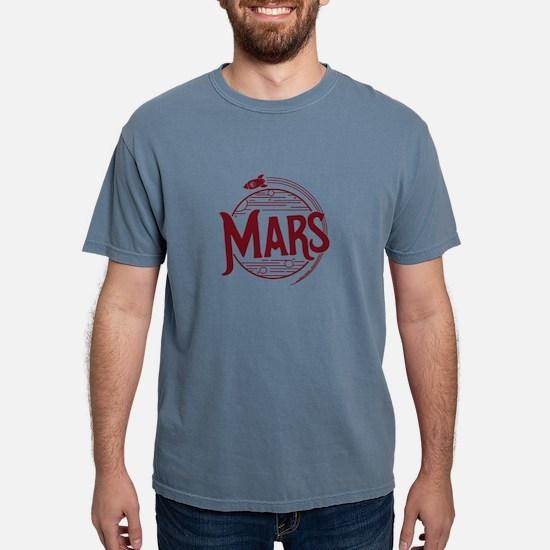 Planet Mars Vintage T-Shirt