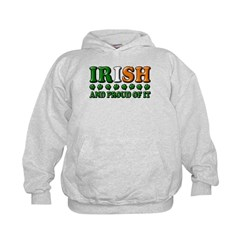 Irish and Proud of It 3D Hoodie