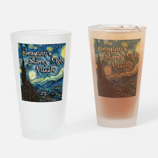 Joaquins Drinking Glass