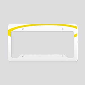 HolySchneikiesDark License Plate Holder