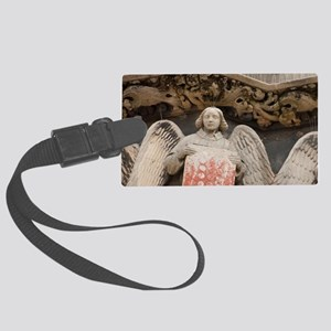 Represents Judas' 30 pieces of s Large Luggage Tag