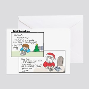 Dear-Santa Greeting Card