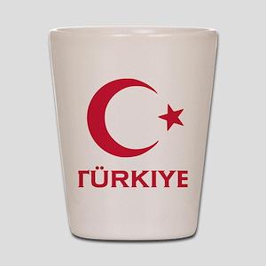 turkiye_moon Shot Glass