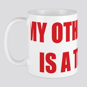 my other body6 Mug