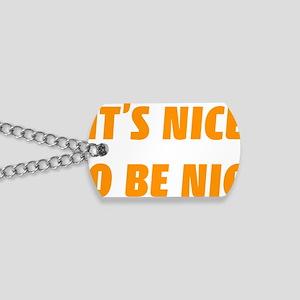 NiceBe3 Dog Tags