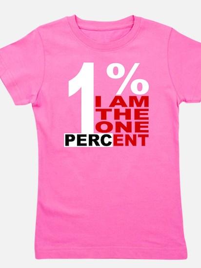 onepercent Girl's Tee