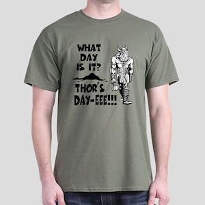 Thor's Day-eee!!! Dark T-Shirt