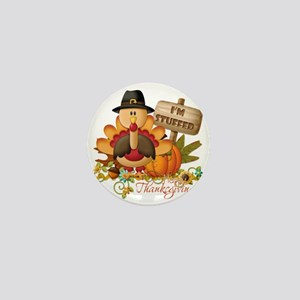 thanksgiving copy Mini Button