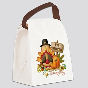 thanksgiving copy Canvas Lunch Bag