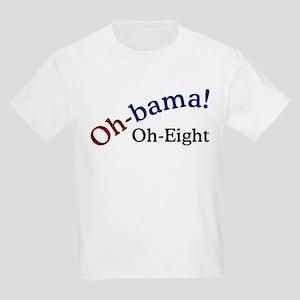 Oh-bama! Kids Light T-Shirt
